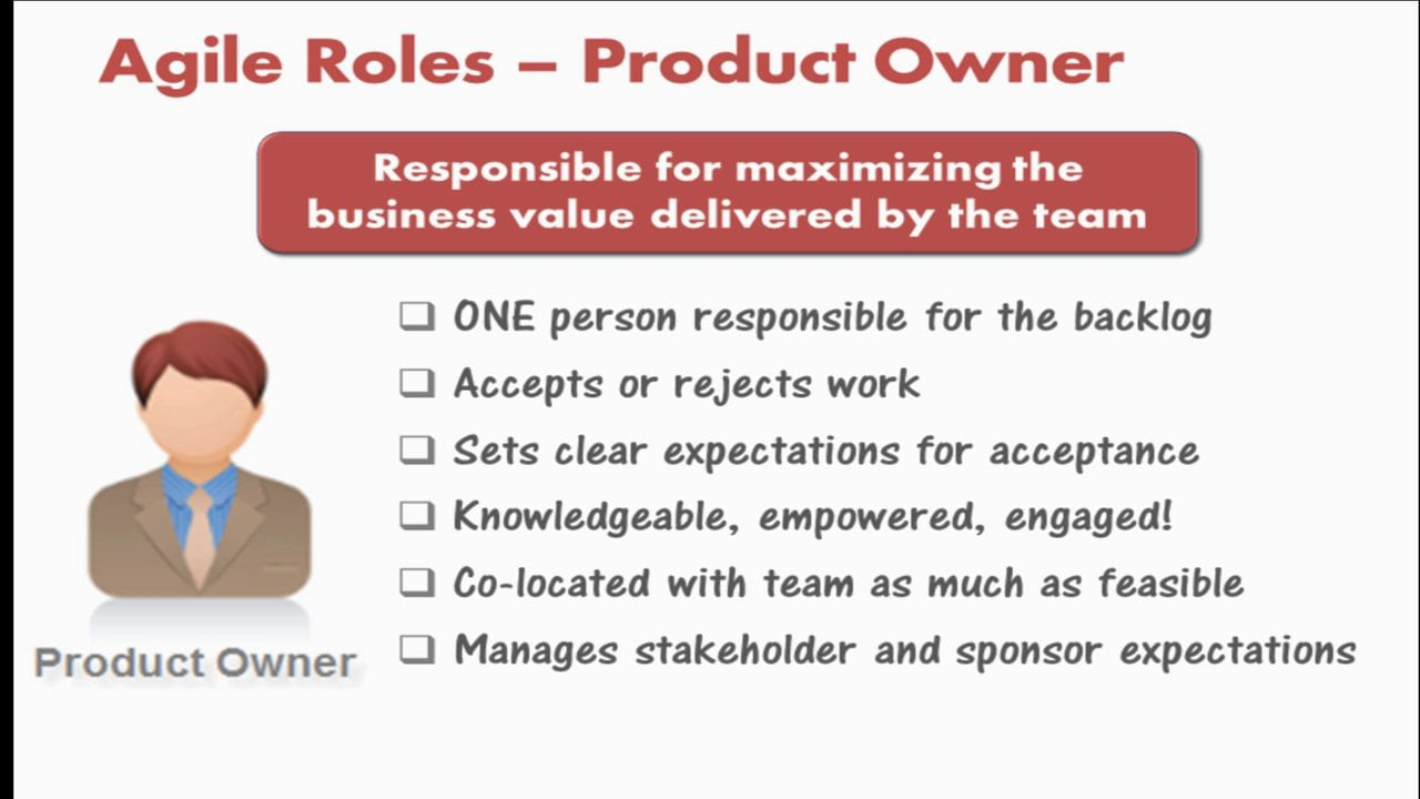 Product Owner course image